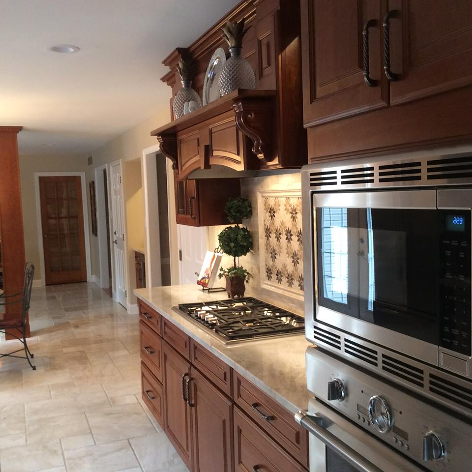 Kitchen Gallery - The Cabinet Cove